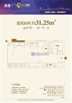 万菱new寓A2户型