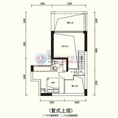 天健时尚空间·上东大街1栋01/14户型