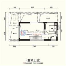 天健时尚空间·上东大街1栋02/13户型