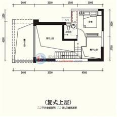 天健时尚空间·上东大街1栋03/04/06-09/11/12户型