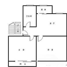 竹边片区旧改户型3