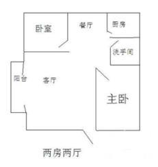 富民苑户型2