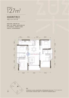 东关·乐尚林居3栋03户型
