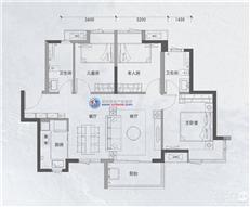 润樾山A户型