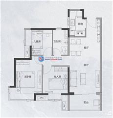润樾山C户型